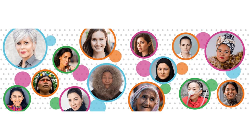 موسم 100 امرأة: نساء صنعن فارقا خلال أزمة كورونا