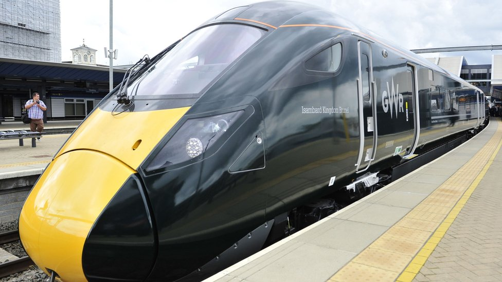 New Great Western Railway trains fixed after software upgrade
