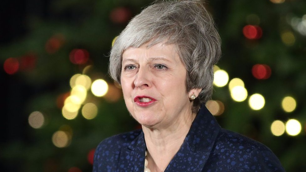 Theresa May: 'We now need to get on with the job'