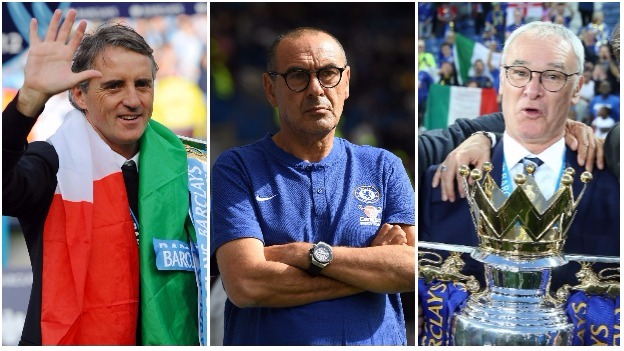 Who is the best Italian to manage in the Premier League?
