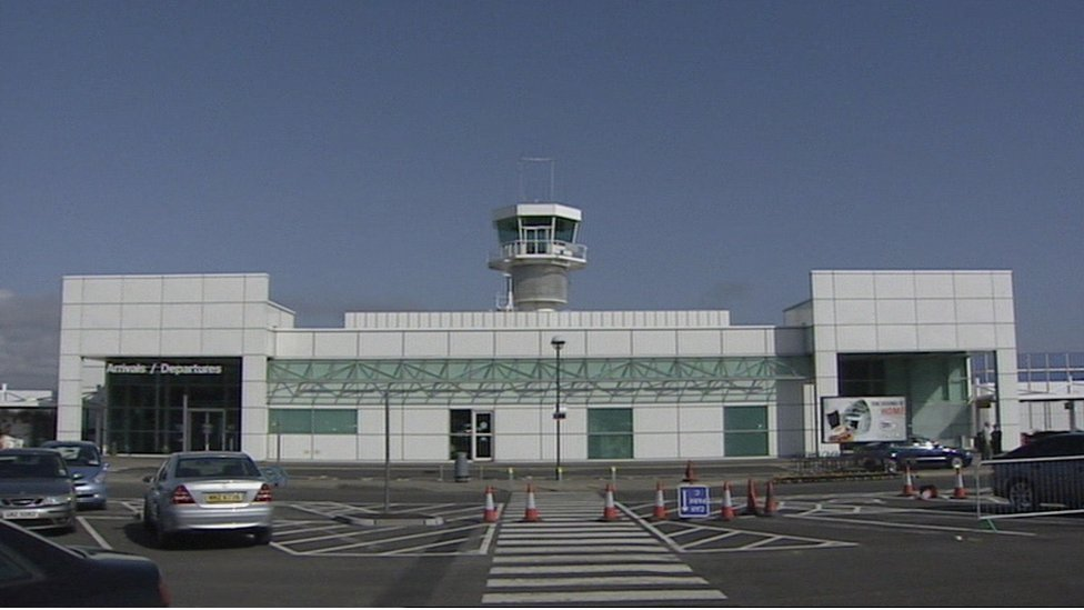 City of Derry Airport: Council hopeful on funding deal