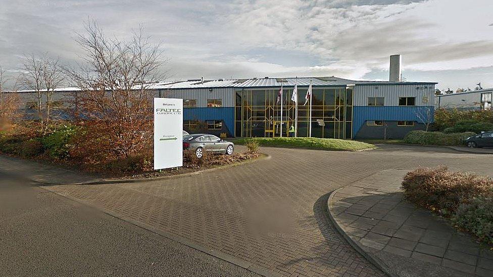 Boldon Legionnaires' outbreak firm Faltec Europe fined £1.6m