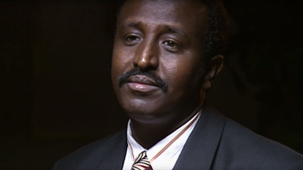 US Uber driver was Somali war criminal