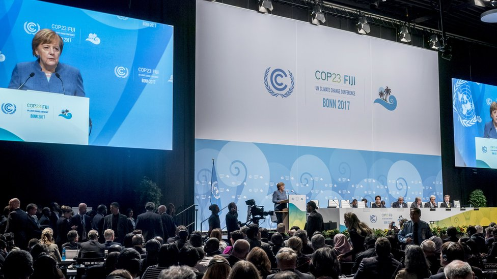 Bonn, iklim, Merkel