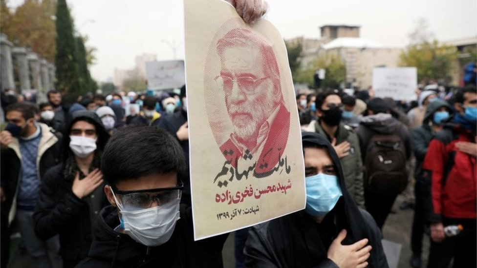 Kasım ayında İran'ın nükleer programındaki üst düzey isimlerden Muhsin Fahrizade'nin öldürülmesi gerilimi artırmıştı