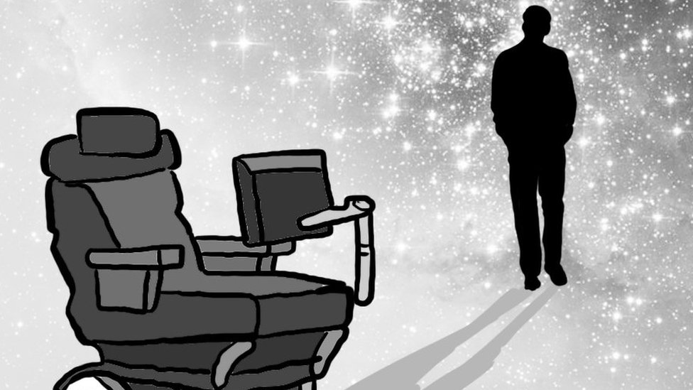 How I saw Stephen Hawking's death as a disabled person