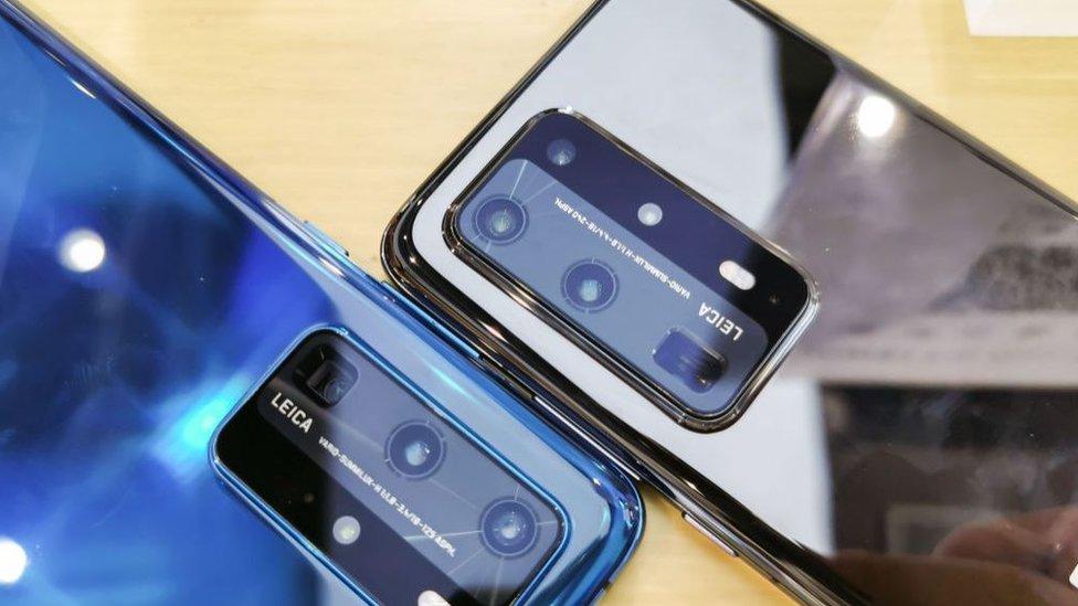 Los smartphones de Huawei compiten en diseño y cámara con los de Samsung o Apple