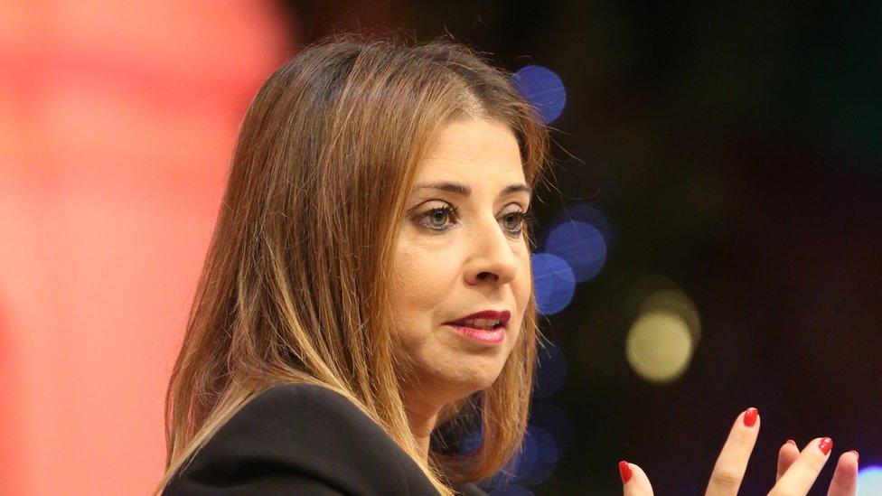 الدكتورة علا بطرس، أستاذة العلوم السياسية والمستشارة السابقة للخارجية للبنانية