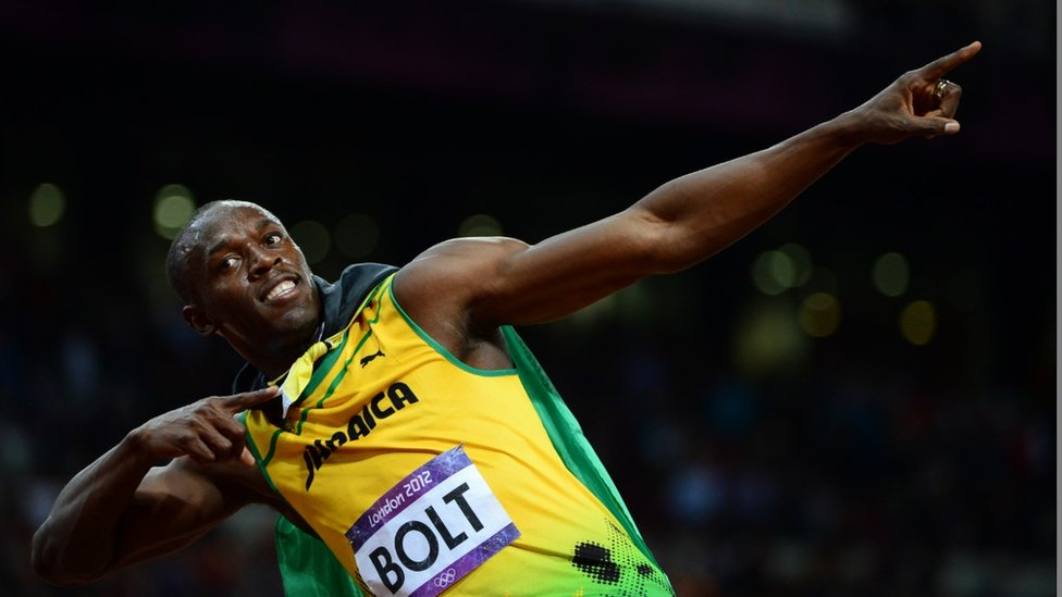 Usain Bolt's 2012 Olympic Games shoes stolen in burglary