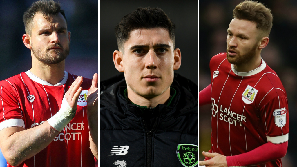 Bailey Wright, Callum O'Dowda & Matty Taylor: Bristol City trio extend contracts