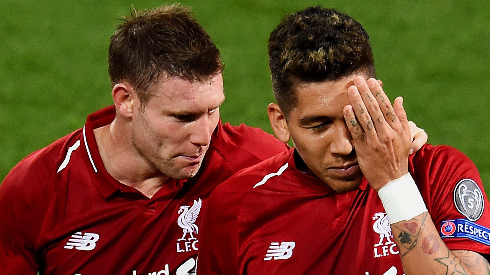 Liverpool 3-2 Paris St-Germain: Jurgen Klopp 'loved' Roberto Firmino celebration