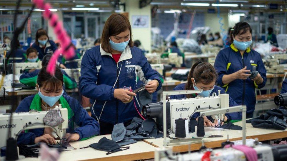 Vietnamese factory