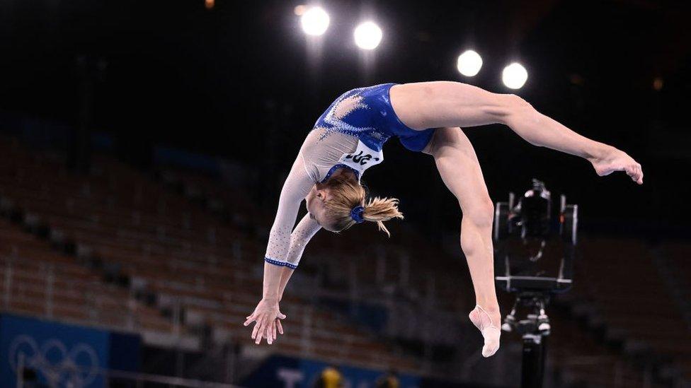 Олимпиада, день 4: российские гимнастки взяли золото; зажигавшая огонь на Играх теннисистка Наоми Осака осталась без медалей