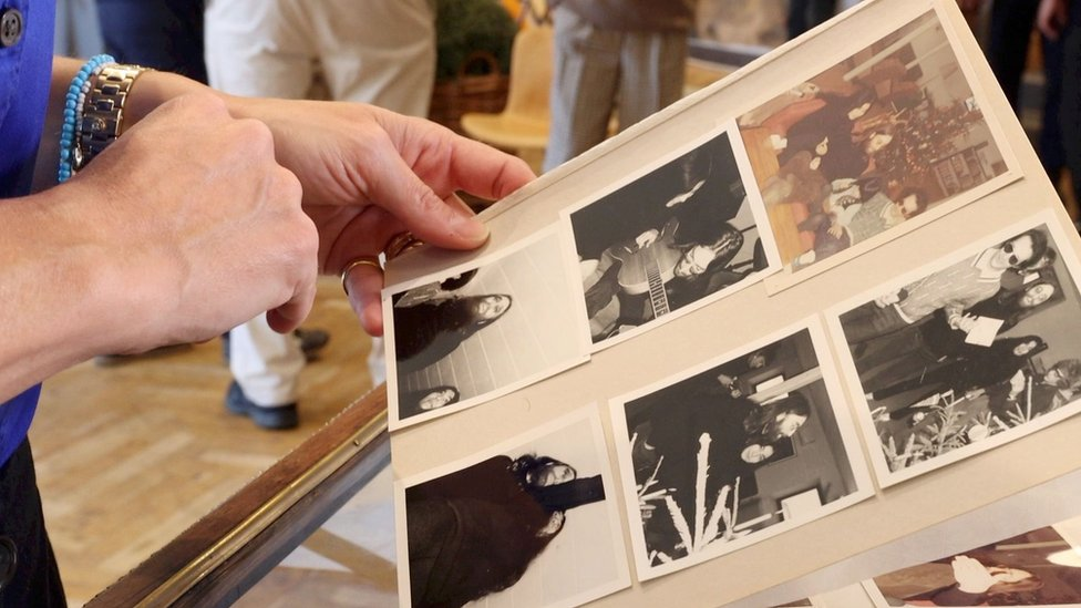 Photos of John Lennon is Denmark