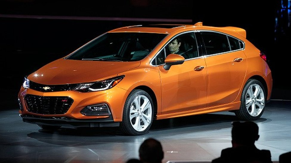 Chevy Cruze Hatchback