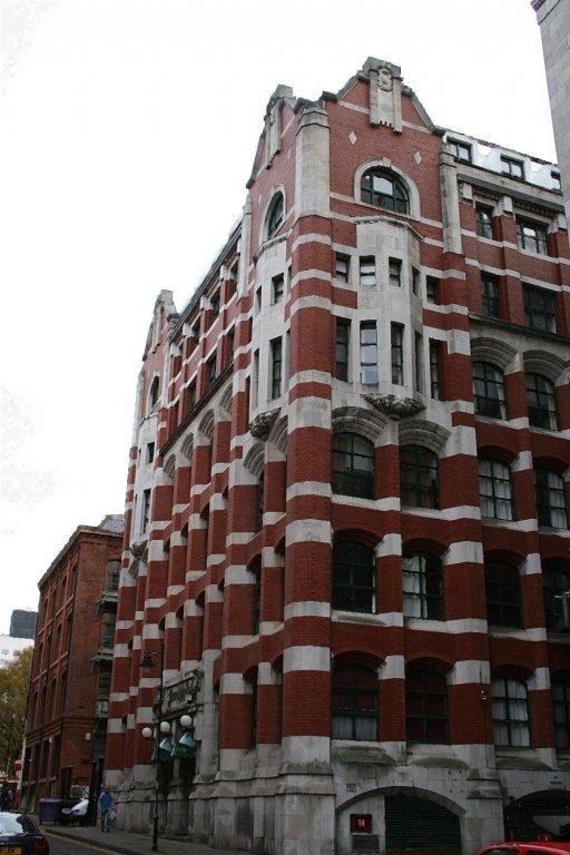Building in Granby Row