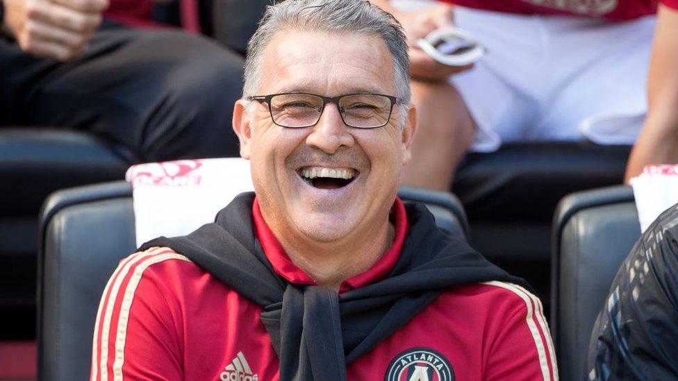 """Gerardo """"Tata"""" Martino"""