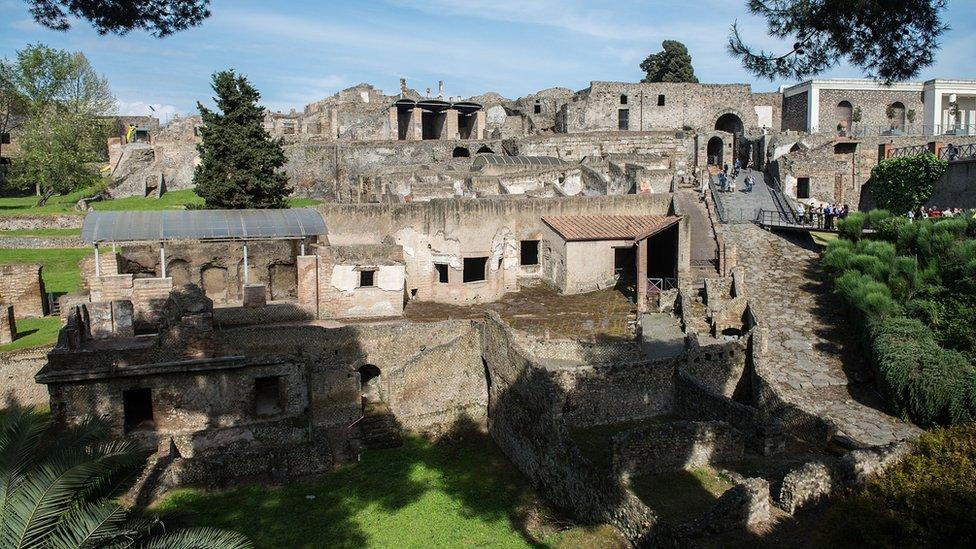 Везувій міг знищити Помпеї пізніше, ніж вважалося досі