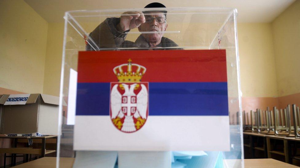 Izbori na Kosovu, 16. mart 2014.