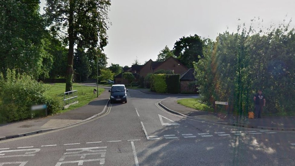 Four arrests after 'BB gun' shootings in Bicester