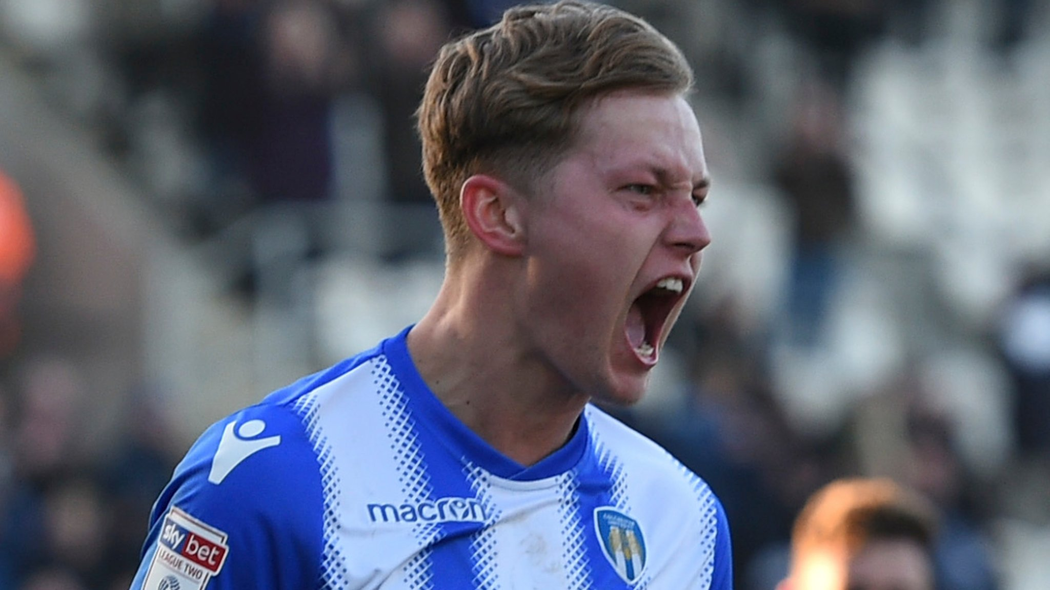 Frankie Kent: Peterborough pay undisclosed fee for Colchester defender