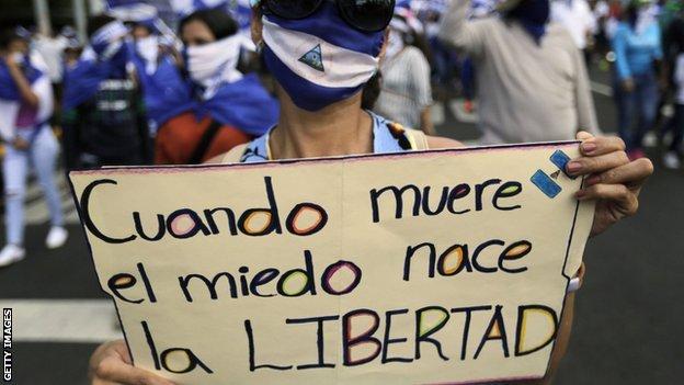La situación que atraviesa Nicaragua está afectando todos los rincones del país.