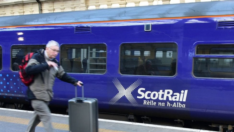 Rail services improve after remedial notice