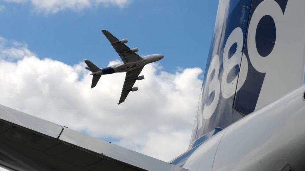 Avión A380