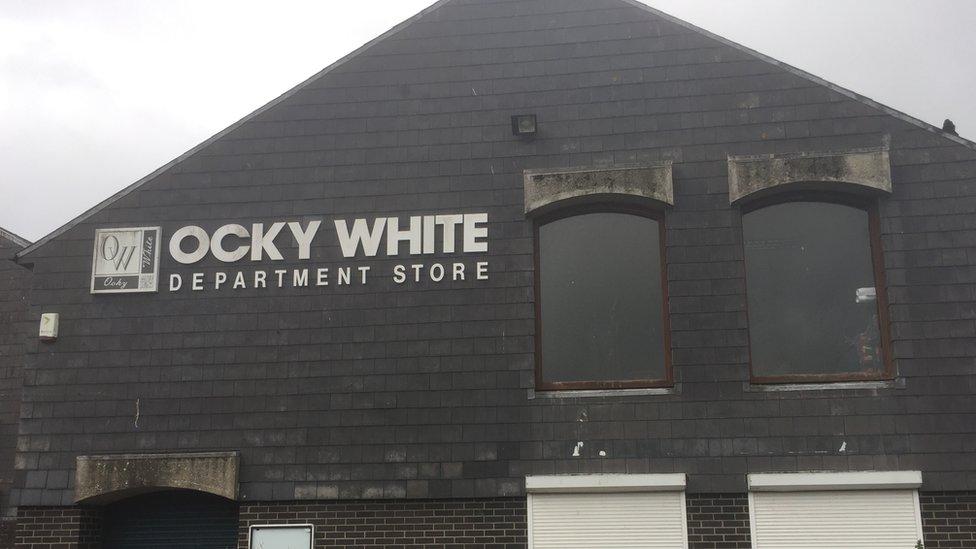 Ocky White
