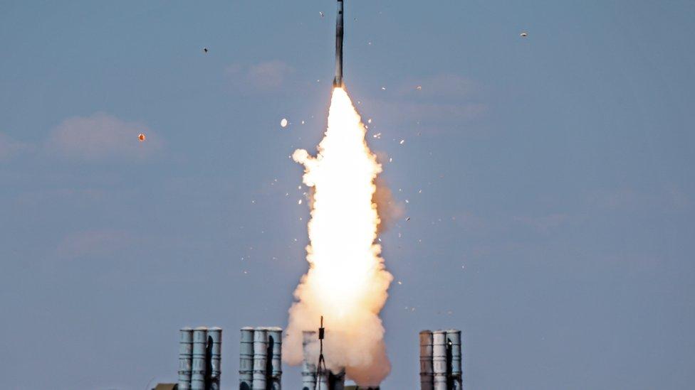 صواريخ إس 300 قد تغير الموازين