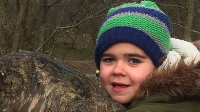 Alfie Dingley's medical cannabis petition handed to government