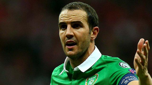 Republic of Ireland defender