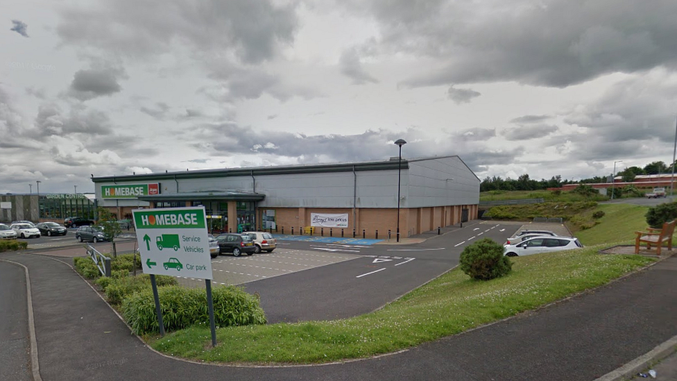 Food store plan for former Homebase building in Hawick