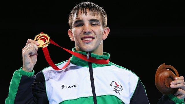 AIBA World Boxing Championships: Michael Conlan interview