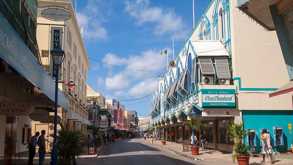 Broad Street, Bridgetown
