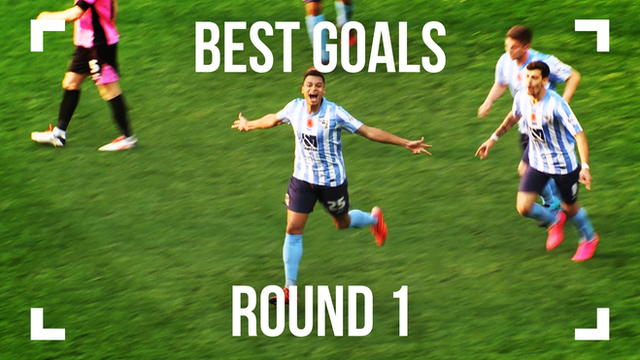 FA Cup first round: Best goals from the weekend