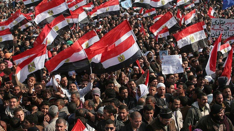 جدل بشأن ما إذا كانت ثورة 25 يناير 2011 قد حققت مطالبها