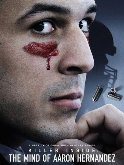 Fotograma del documental de Netflix sobre Aaron Hernandez