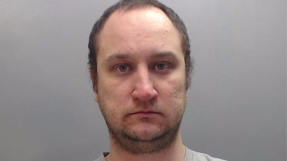 Ian Naude: Cheshire PC convicted of raping 13-year-old girl