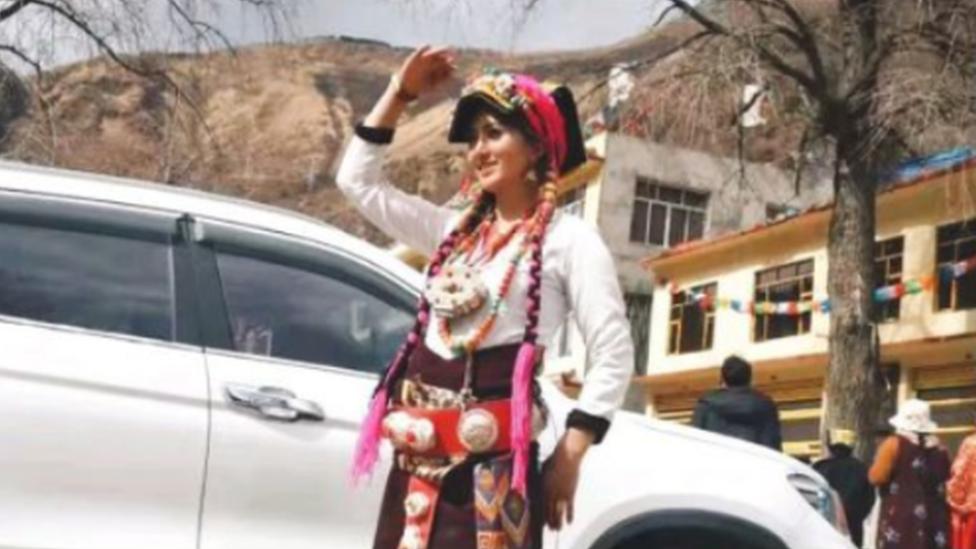 Vídeo de Lamu en Douyin