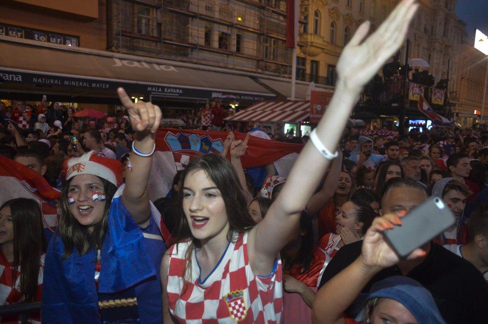 Croacia es un país muy aficionado a los deportes, en especial al fútbol.