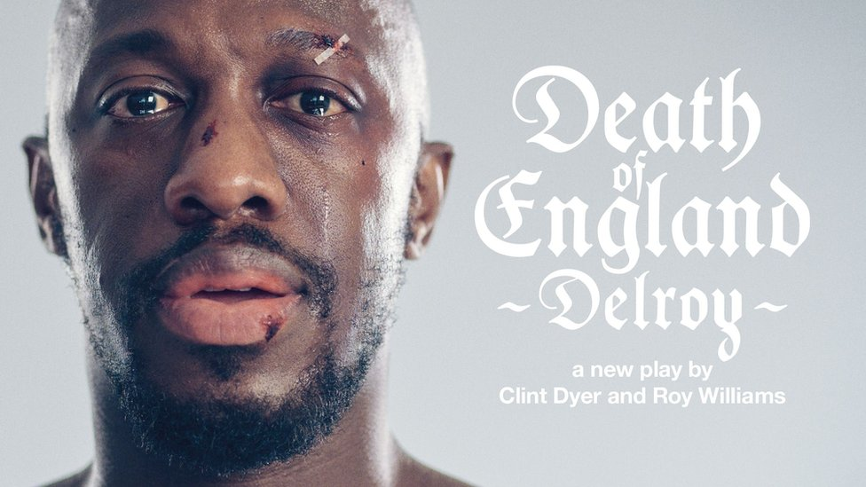 Poster for Death Of England: Delroy