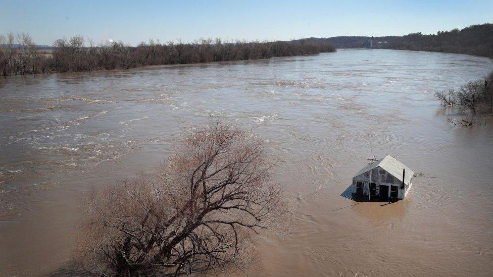 Inundación Midwest