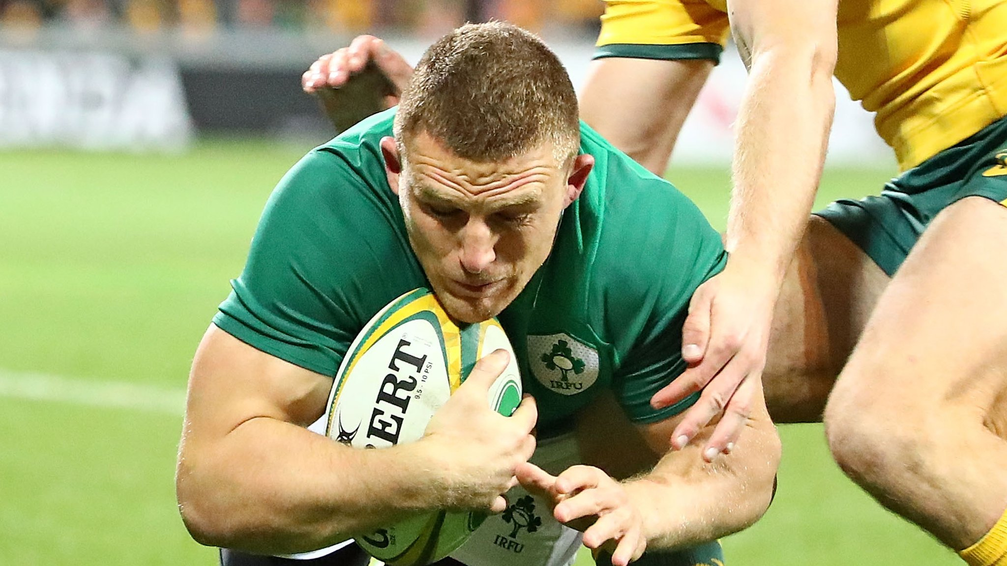 Ireland win thriller against Australia in Melbourne to level Test series