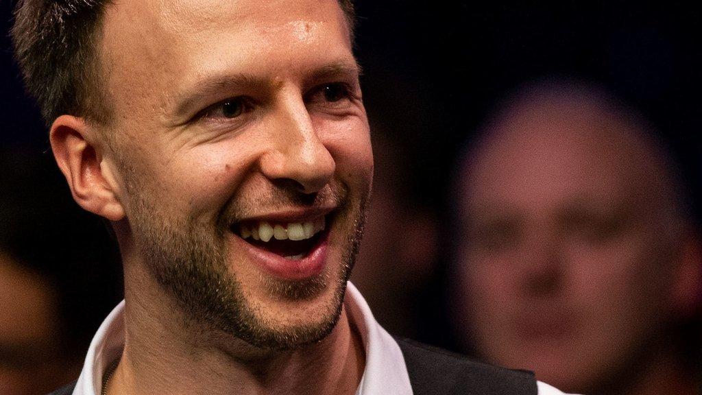 World Championship 2019: Judd Trump targets maiden Crucible title