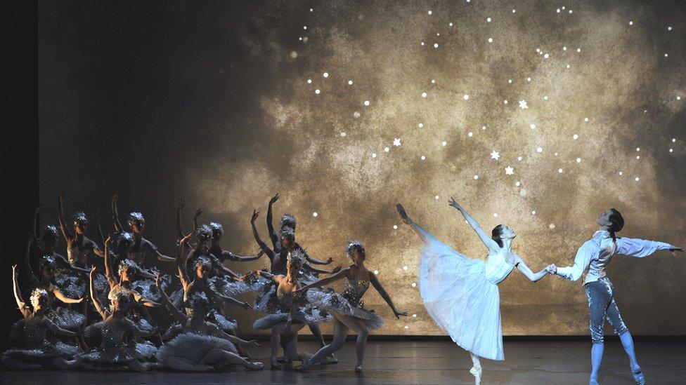 Birmingemski kraljevski balet