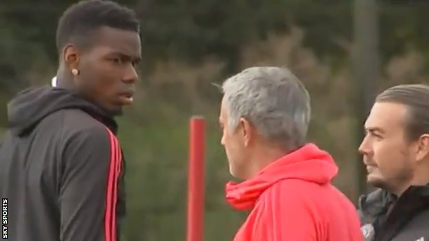 Paul Pogba & Jose Mourinho: Where do Manchester United go from here?