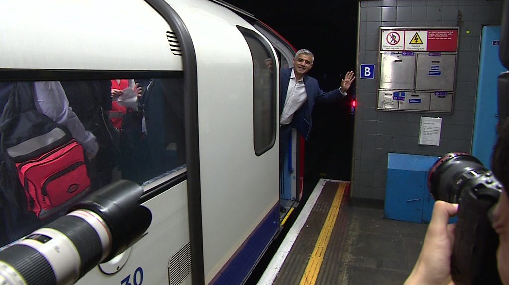 London's Night Tube: How is it faring two years on?