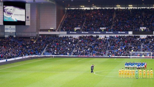 Highlights - Rangers 2-2 Greenock Morton