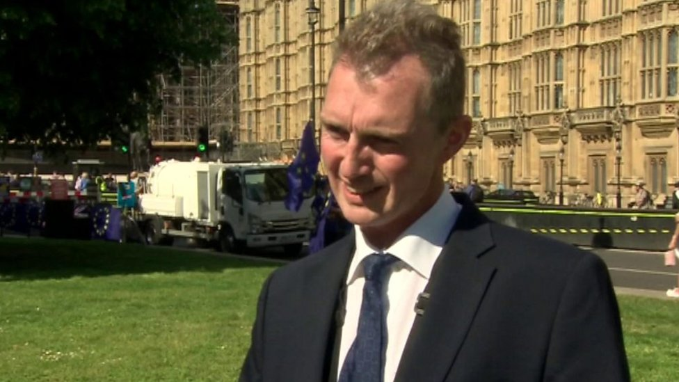 Monmouth MP David Davies called a liar amid rise in threats